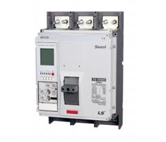 TS1600N 4P-MCCB 4P 1600A 50kA, TRIP RELAY AG6: CHỈNH DÒNG 7 BƯỚC TỪ 0.4->1 x LN