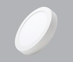LED PANEL TRÒN NỔI SRPL-6W .. 24W TRẮNG, VÀNG